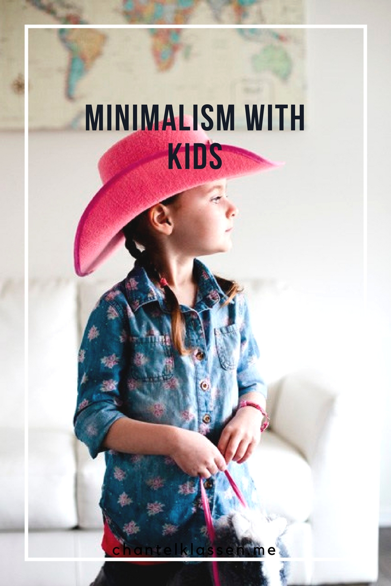 Minimalism With Kids - How to Simplify With Kids
