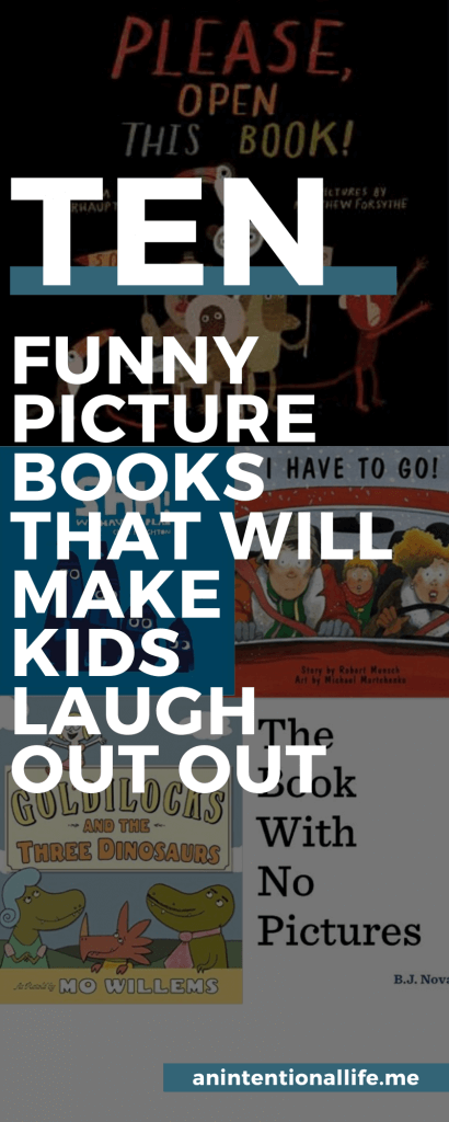 Funny Picture Books That Will Have Kids Laughing Out Loud