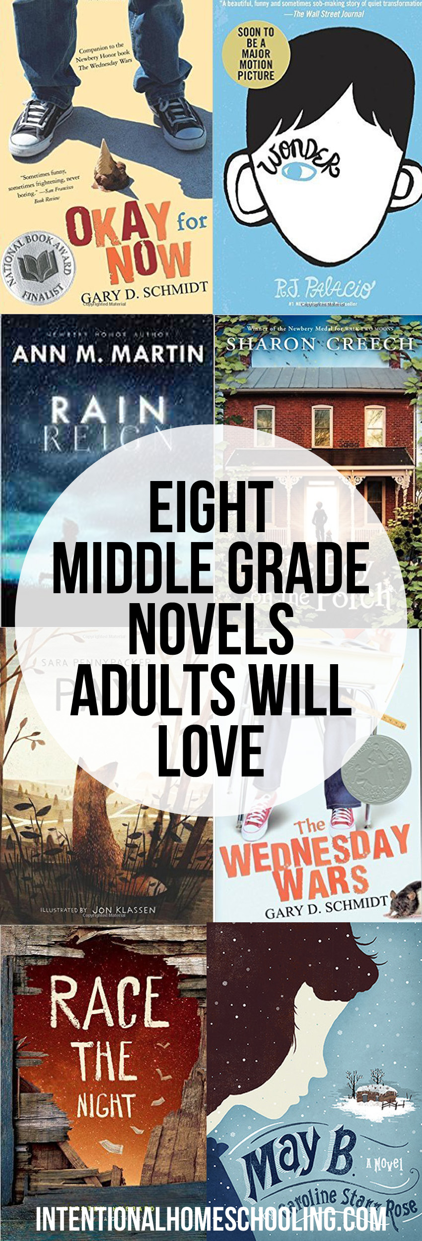 Middle Grade Novels Even Adults Will Love