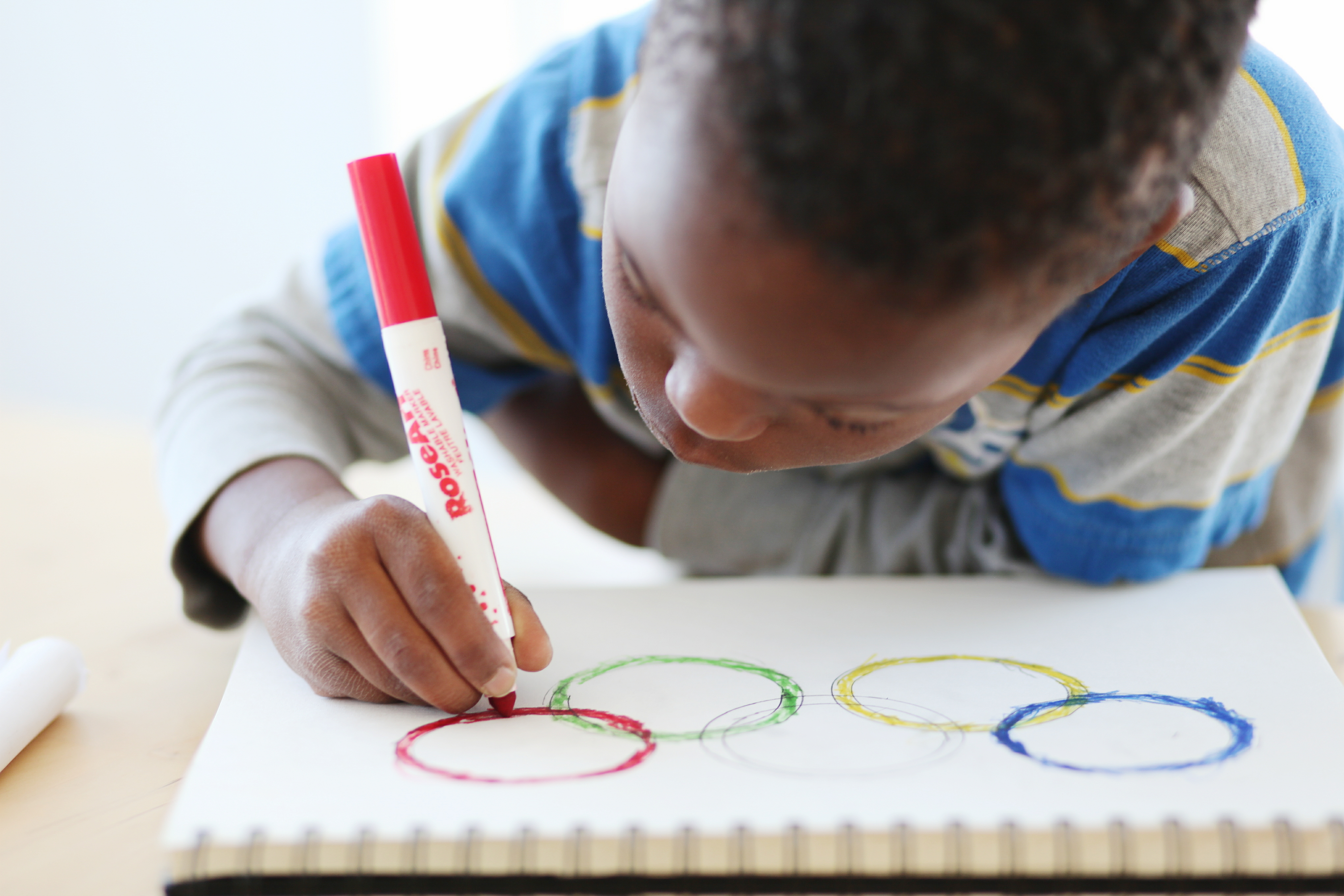 How We Are Homeschooling Through the Olympics - covering topics such as math, geography, art and more!
