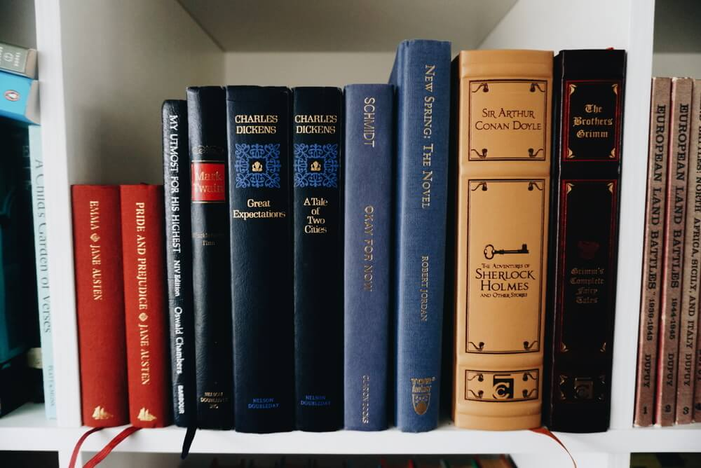 Must read classic books - the best of the best that every woman should read