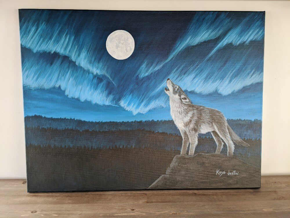 Week in Review - painting