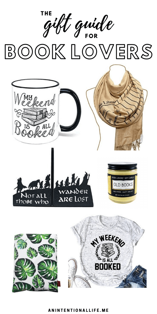 The Ultimate Gift Guide for Book Lovers and Book Nerds