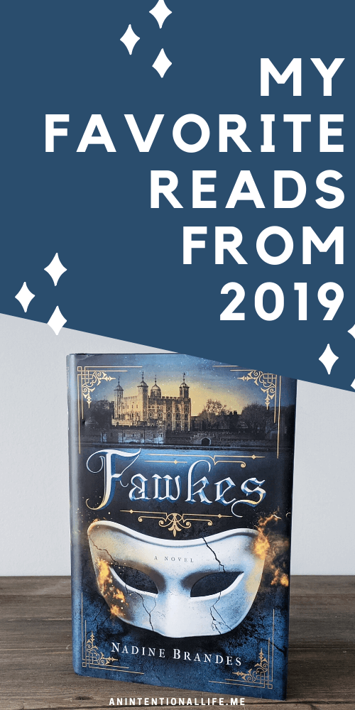 My Favorite Fiction and Non-Fiction Books I Read in 2019