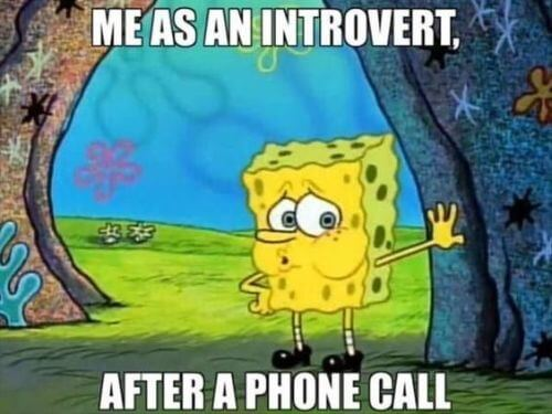 Introvert Memes - Letting You Know You Aren't Alone Even Though You Want to Be