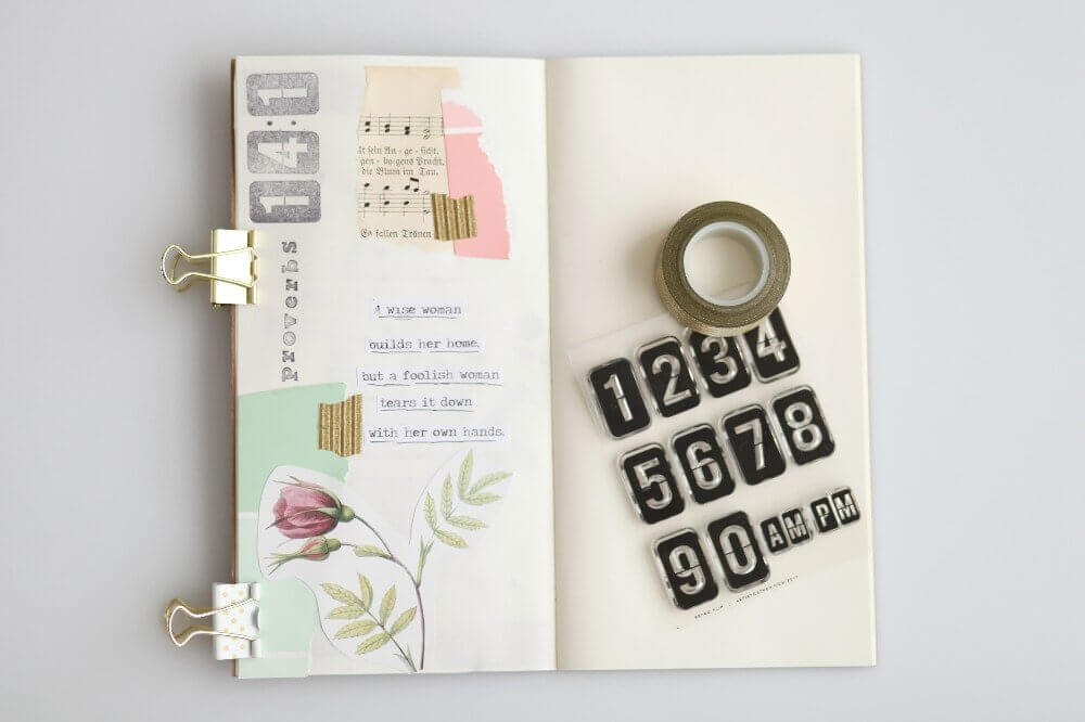 How to Set Up a Prayer Journal - different ways to have a prayer journal or prayer binder