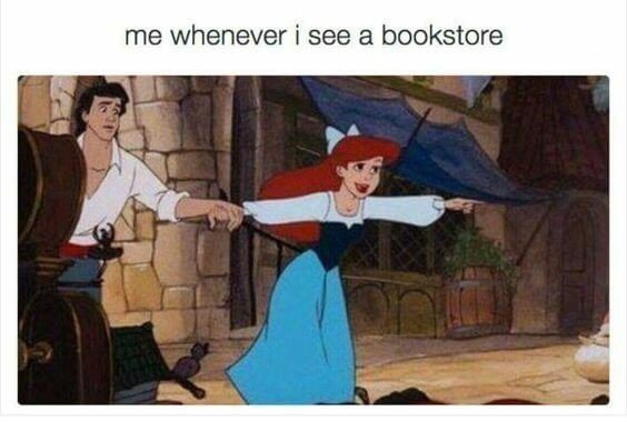 The best book and reading memes that will have you laughing out loud - and justify all your reading and book buying