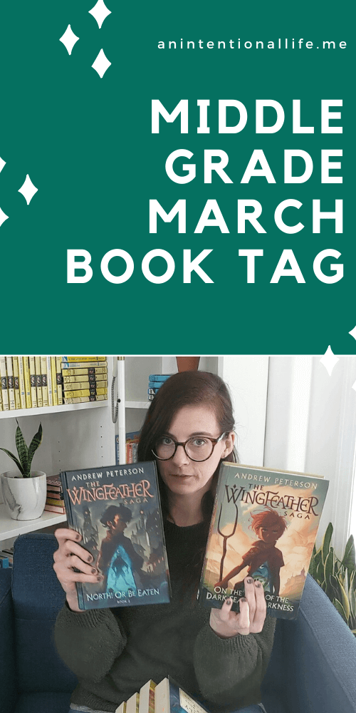 Middle Grade March Book Tag - BookTube - Middle Grade March