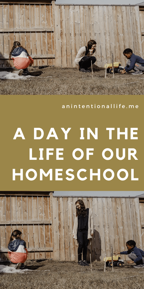 Learning Through Play - A Day in the Life of Our Unschooling Homeschool