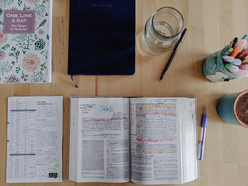 Bible Journaling Mother Culture