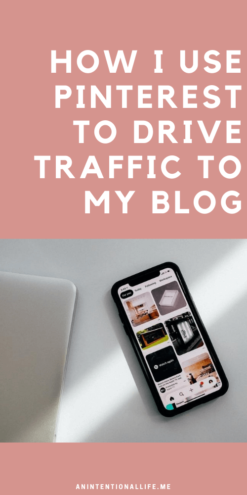 Drive Traffic to Your Blog or Website Using Pinterest - the manual and automatic pinning strategies that work - how to use TailWind