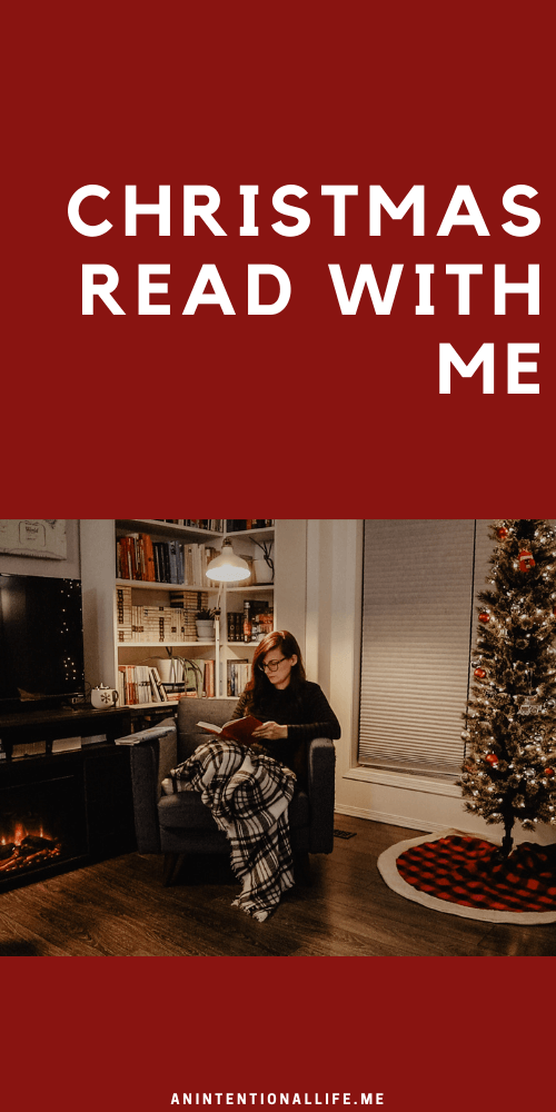 Christmas Read With Me - read a Christmas book with an hour of Christmas music