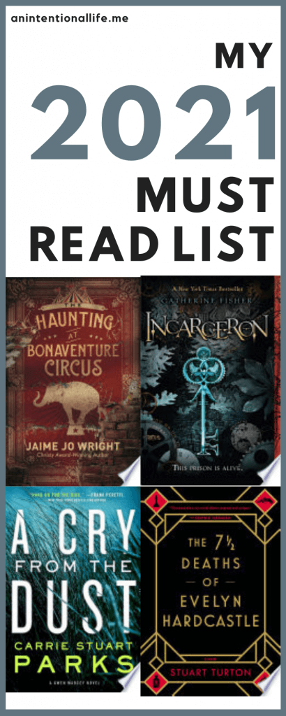 12 fiction BOOKS I want (NEED?!) to read in 2021 - a variety of fantasy, mystery and more! - My 2021 TBR!