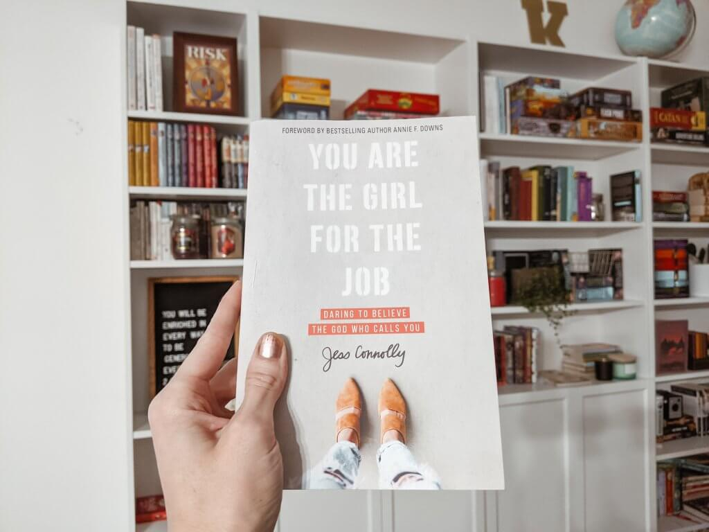 Reading: You Are the Girl For the Job by Jess Connolly