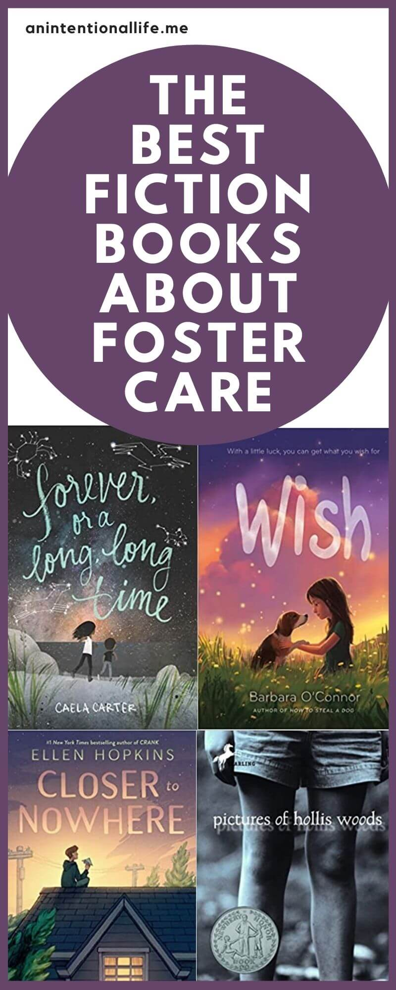 The Best Fiction Books About Foster Care - middle grade foster care books