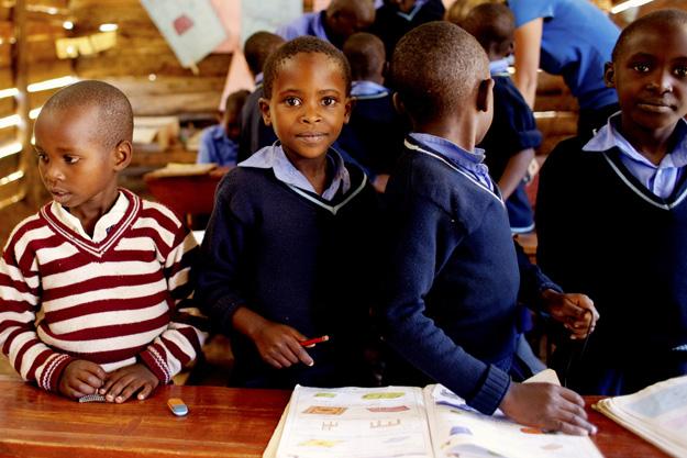 Akanyijuka - School for Orphaned Children in Uganda