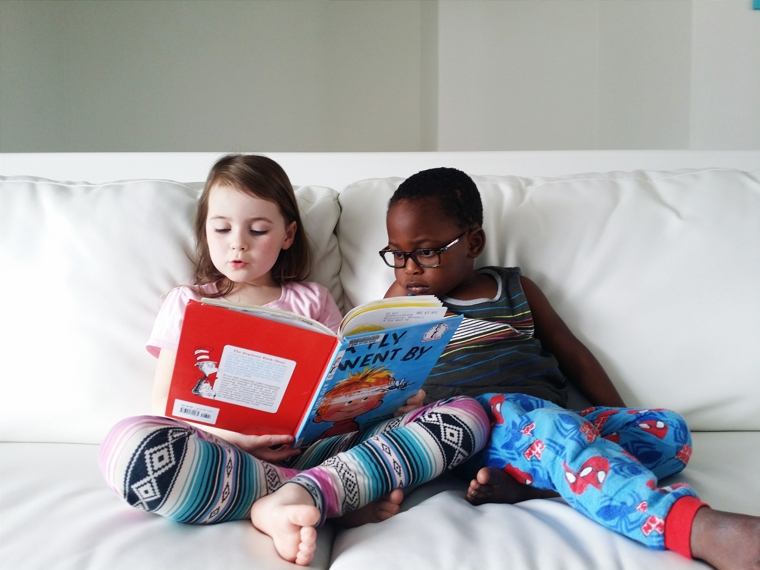 Our 10 Favorite Easy Readers that will help increase your child's confidence and still level.