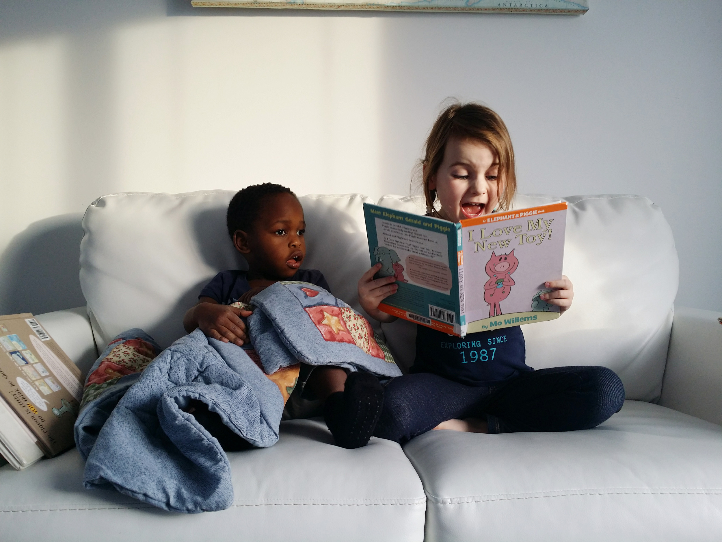How I taught my daughter to read - I thought it would be impossible to teach reading but it ended up being a fairly simple process, here's what we did.