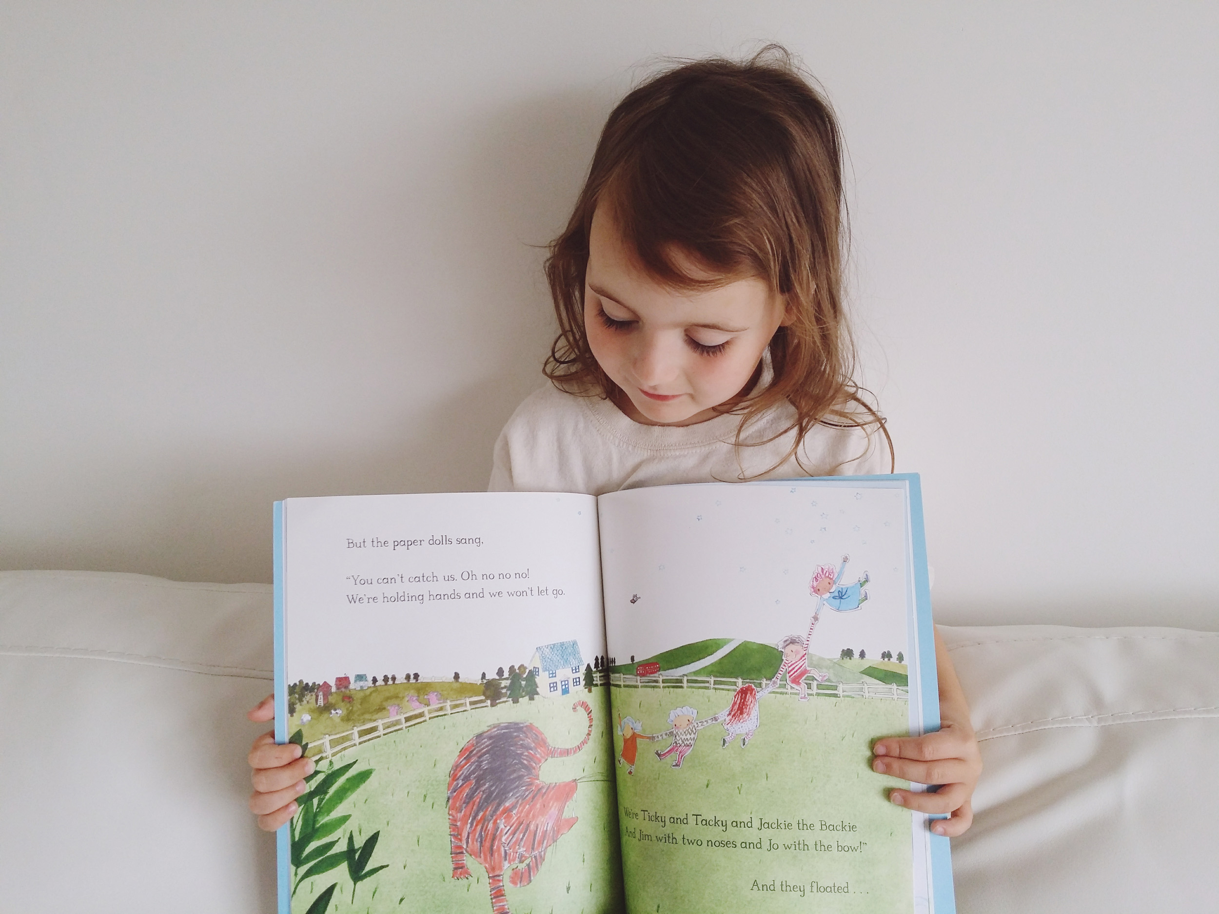 9 books with characters with great imagination that will help spark imagination in your children.