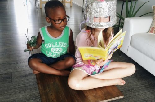How to Foster Imagination in Your Children
