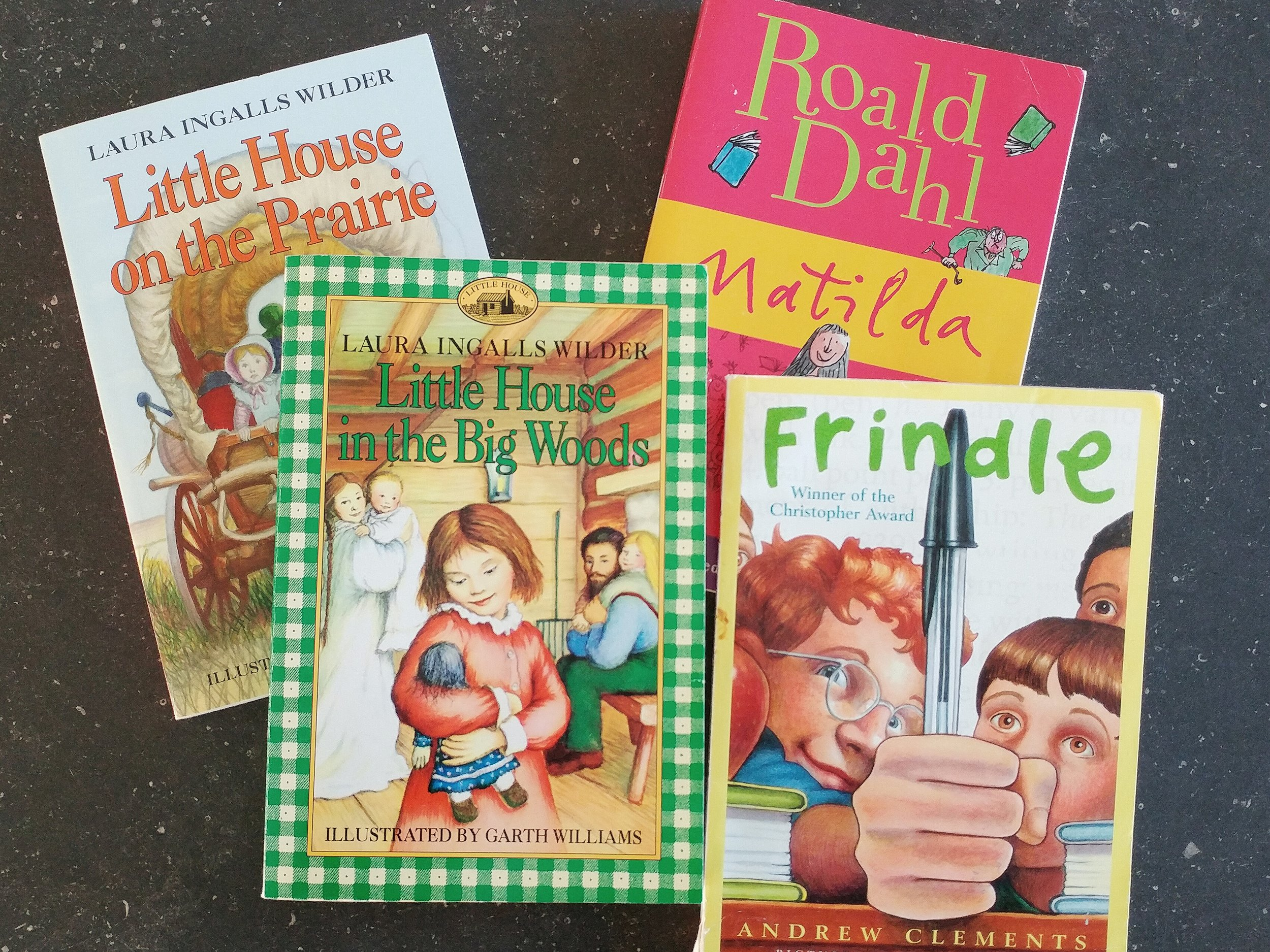 Eight Great Novels to Read Aloud in Grade One