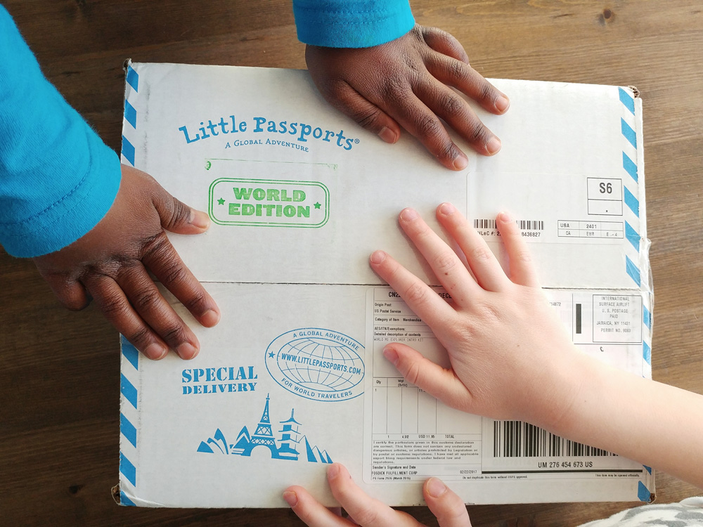 An Honest Review of the Little Passports Subscription Box for Kids