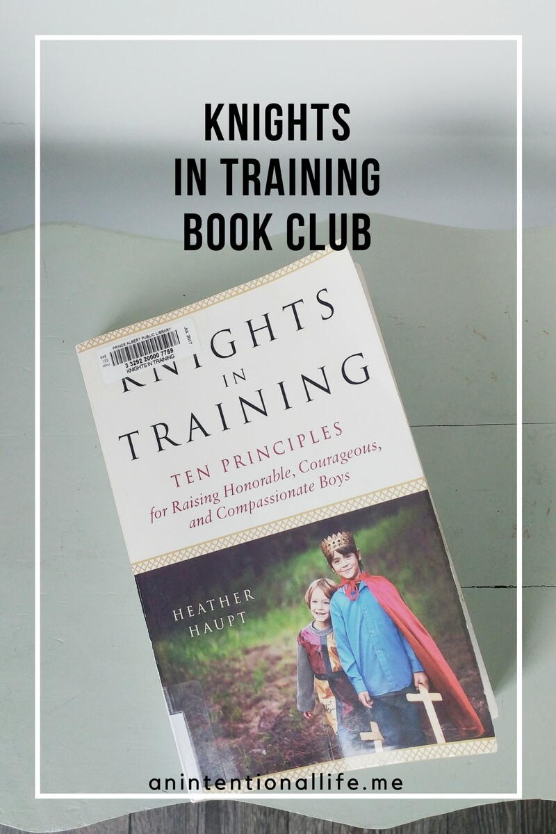 Knights in Training Book Club