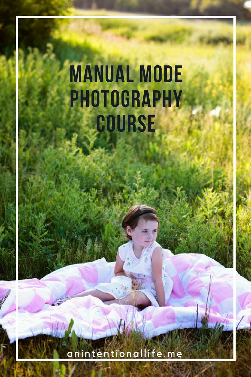 Manual Mode Photography Course - start getting the photos you want from your camera, all the technical camera jargon explained in easy terms