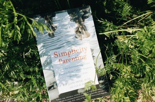 Simplicity Parenting Online Book Club