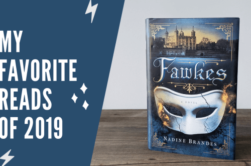 My Favorite Fiction Books I Read in 2019