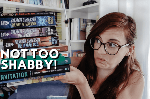 June Reading Wrap Up & Reading Vlog: reading my June TBR: Christian fiction, Christian non-fiction, fantasy, classics and more!