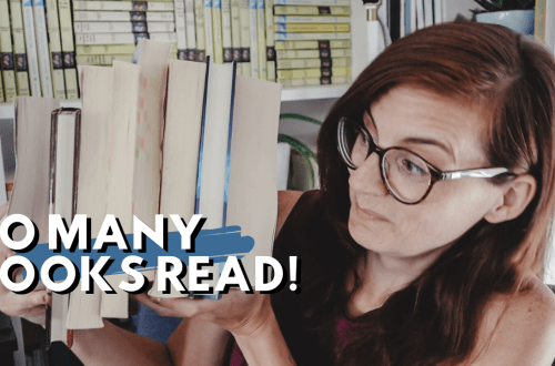 Reading Middle Grade, a Classic, Christian Mystery and more! July Reading Vlog