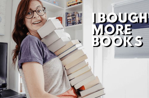 Second Hand Book Haul - I went thrifting and bought a lot of books!