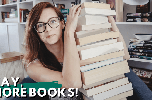 MOSTLY THRIFTED BOOK HAUL: yes, it's another book haul, lots of diversity in genres here: Christian fiction, fantasy, non-fiction, historical fiction and more!