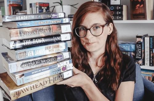 Library Book Haul - help me decide which books to read!
