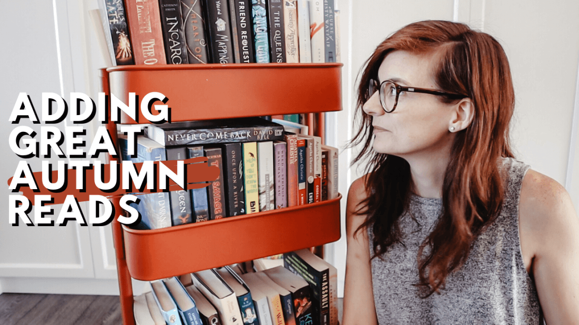 Fall TBR Cart Update