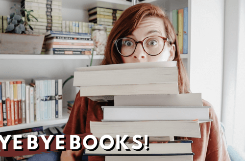 Book Unhaul: getting rid of books I don't want to keep