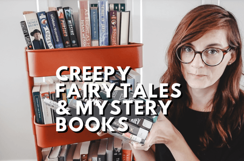 October Library TBR