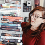 AUGUST READING WRAP UP: 18 books read & 2 DNF's!