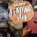 Autumn Reading Vlog - reading creepy atmospheric fall books
