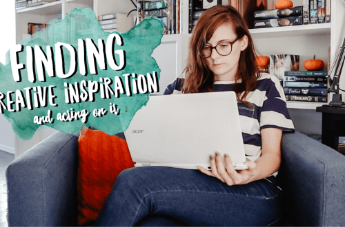 How to Find Creative Inspiration - and actually take action