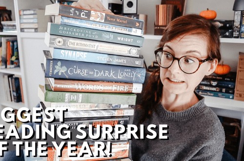 September Reading Wrap Up - all the books I read during the month of September - Christian fiction, historical fiction, suspense, fantasy, fairy tales and more!