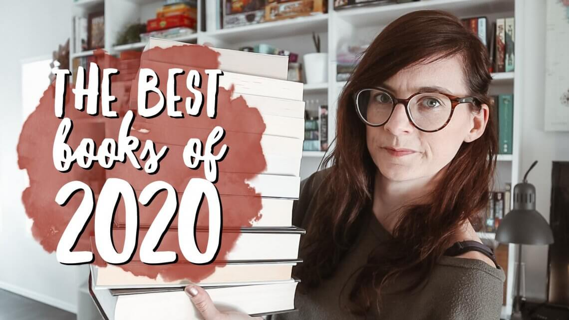 my FAVORITE BOOKS OF 2020 - the best books: classics, mystery, suspense, thrillers & fantasy!
