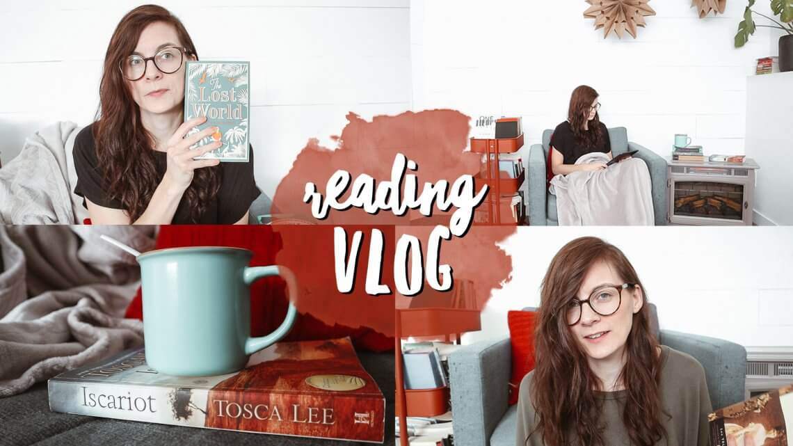 how to read when busy + reading CLASSICS & a FANTASY duology & a mini library haul - a READING VLOG