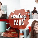 how to read when busy + reading CLASSICS & a FANTASY duology & a mini library haul – a READING VLOG