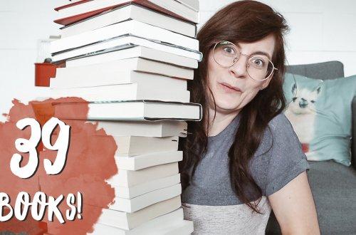 Gigantic Book Haul