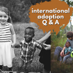 how much does it cost? fundraising? why international adoption? – INTERNATIONAL ADOPTION Q&A