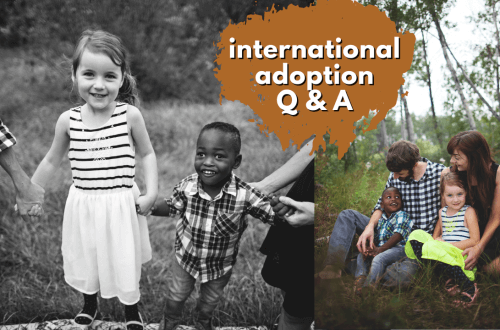International Adoption Q & A - how much does it cost? how long was the process? and more!