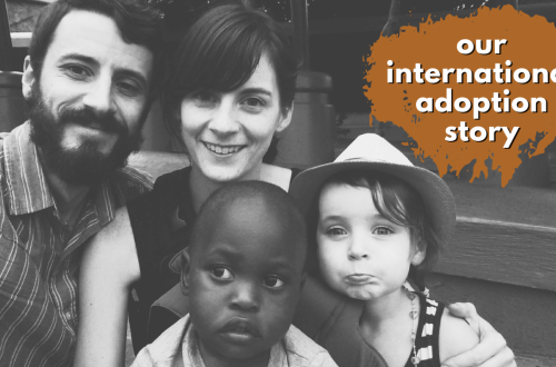 an unethical agency, closed countries, & brick walls - OUR SOUTH AFRICA INTERNATIONAL ADOPTION STORY