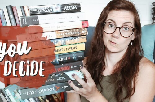 RE-TRY OR UNHAUL? ✨ you decide what I should do with these books!